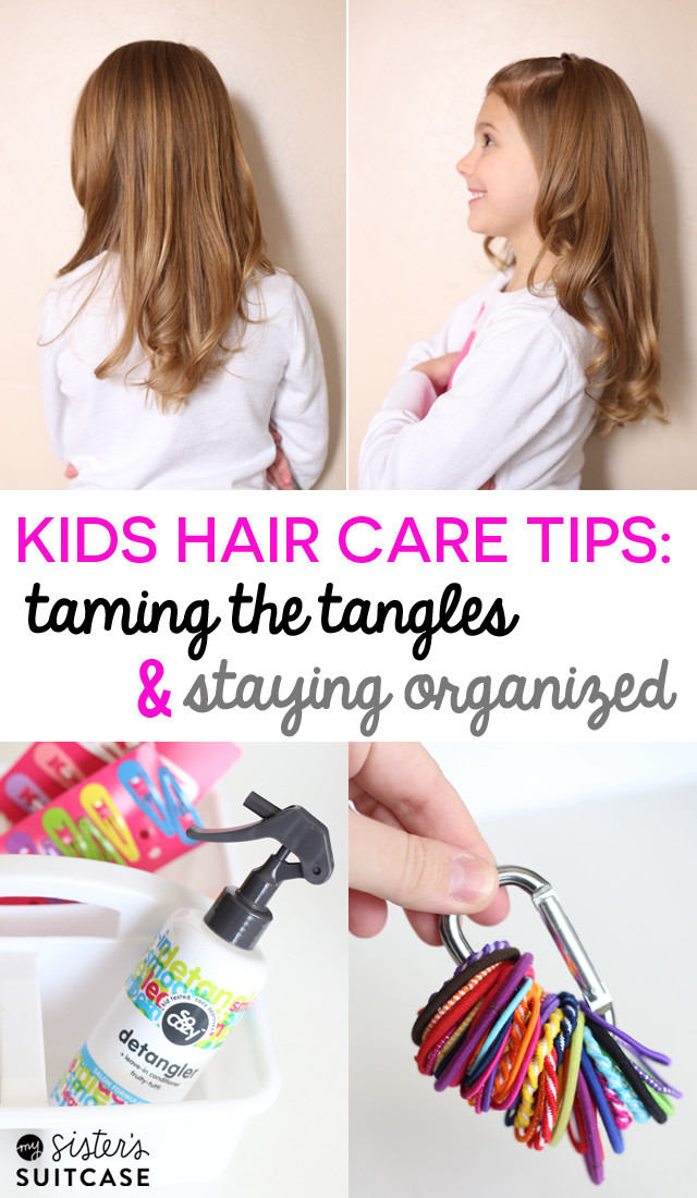 Hair Care For Kids  Kids Hair Care Tips SoCozy Review My Sister s Suitcase