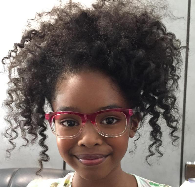 Hair Styles For Children  13 Natural Hairstyles for Kids With Long or Short Hair
