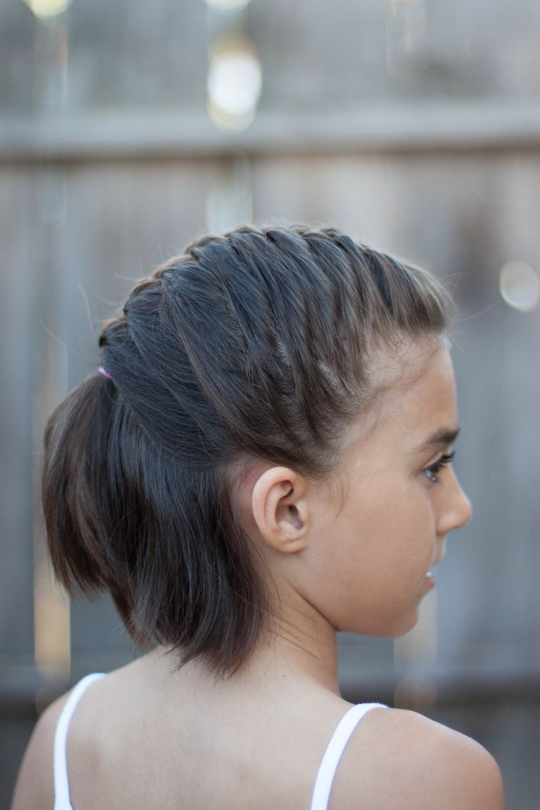 Hair Styles For Children  27 Cute Kids Hairstyles for School Easy Back to School