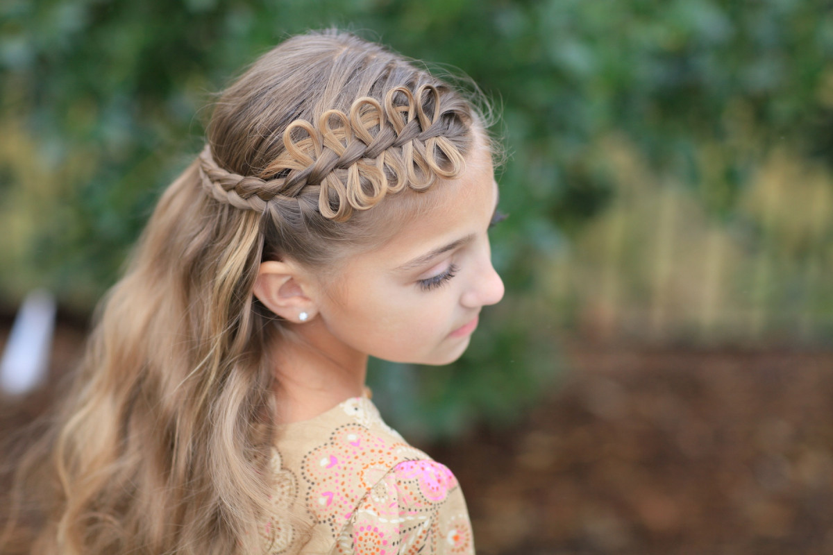 Hair Styles For Children  Adorable Hairstyles for Little Girls – Kids Gallore