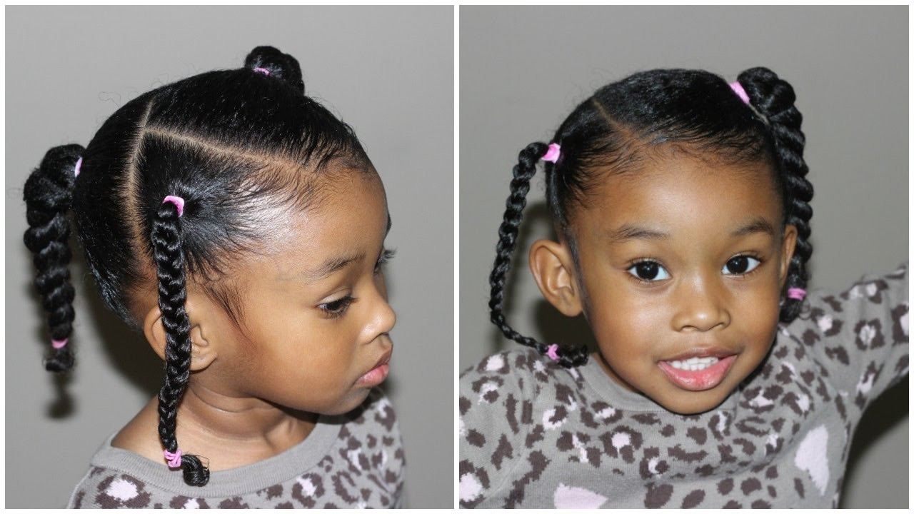 Hair Styles For Children  Easy Hairstyle for Kids