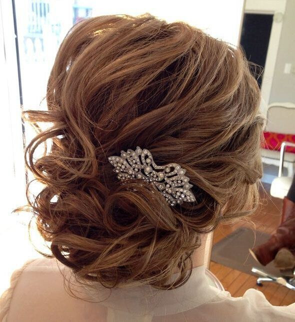 Hairstyles For Shoulder Length Hair For Wedding  8 Wedding Hairstyle Ideas for Medium Hair PoPular Haircuts