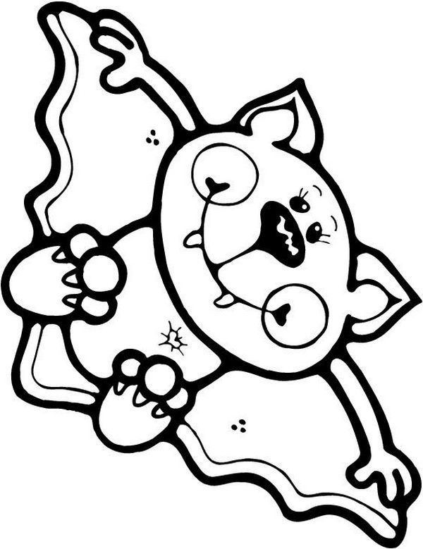 Halloween Coloring Sheets For Kids  20 Fun Halloween Coloring Pages for Kids Hative