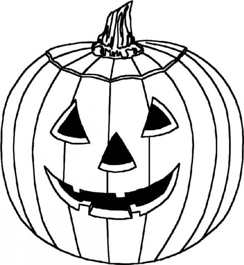 Halloween Coloring Sheets For Kids  Coloring Now Blog Archive Halloween Coloring Pages for