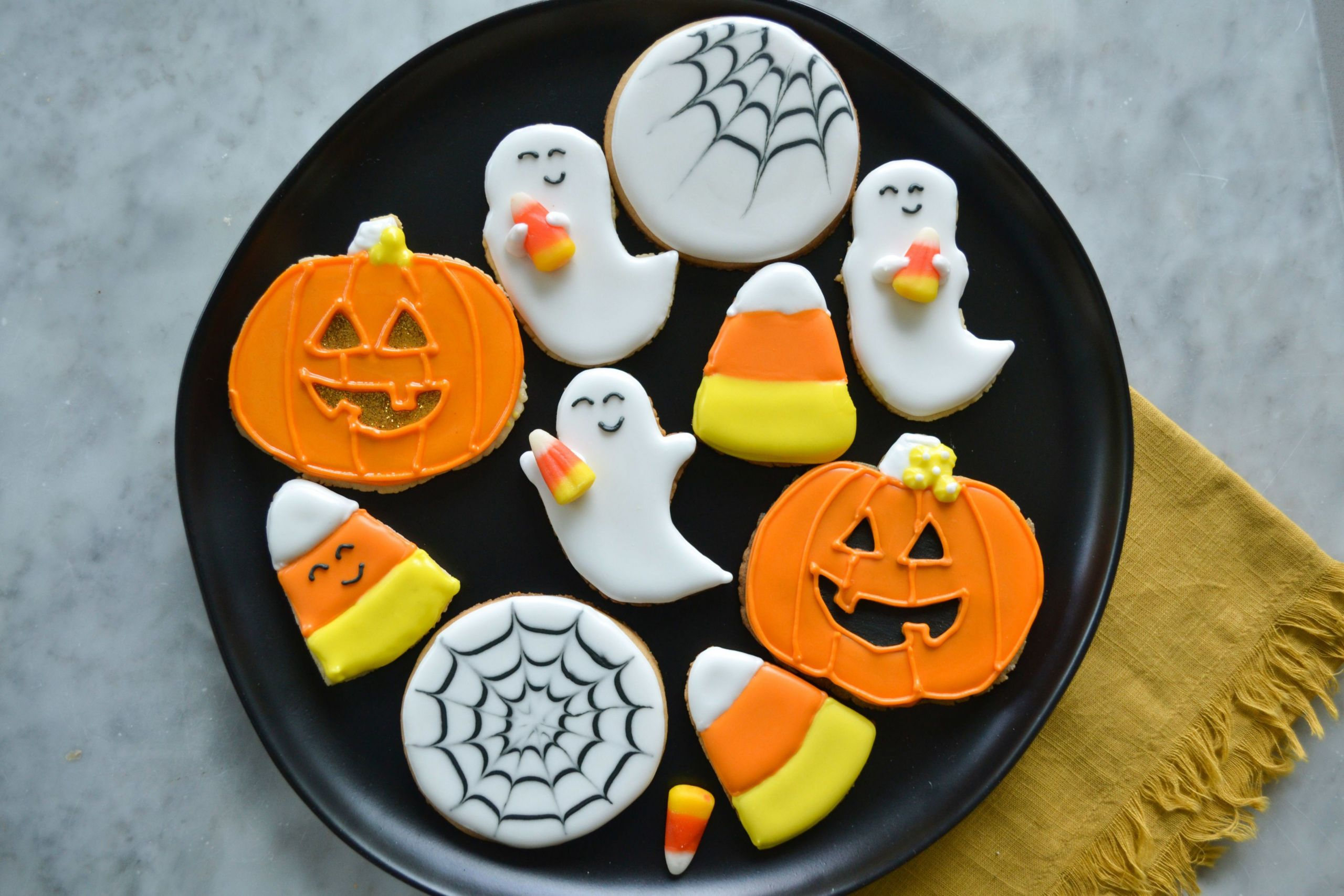Halloween Cookies For Sale  Decorated Halloween Cookies For Sale Room & All