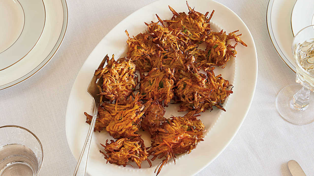 Hanukkah Side Dishes  Hanukkah Side Dishes That ll Get You Through All Eight