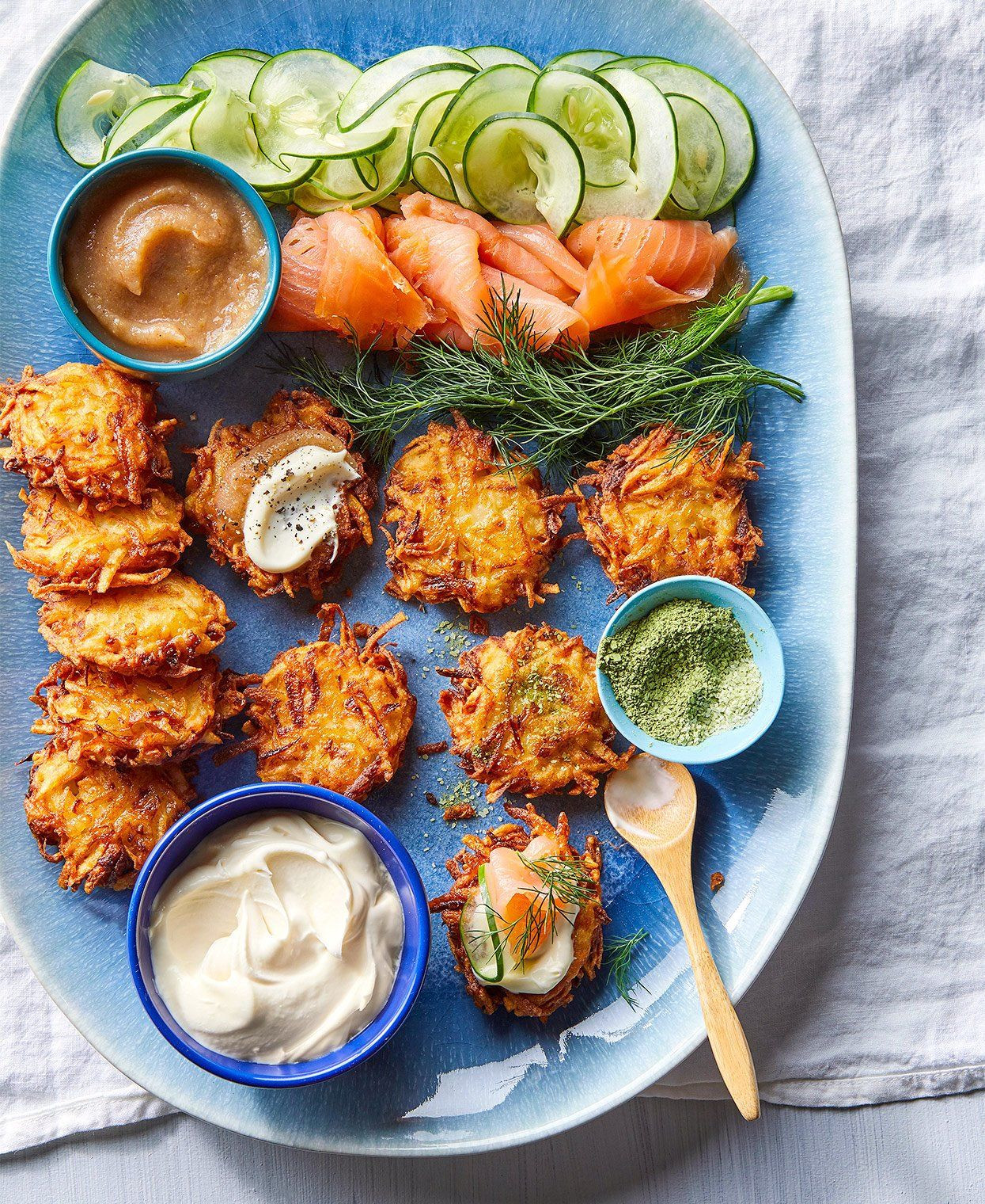 Hanukkah Side Dishes  13 Hanukkah Side Dishes So Tasty You'll Want to Make Them
