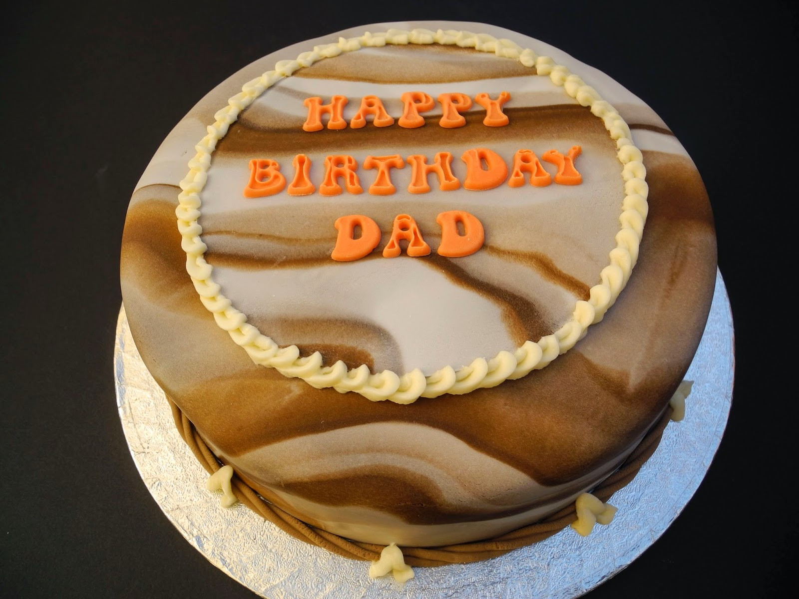 Happy Birthday Dad Cake  Birthday Wishes For Father Page 8