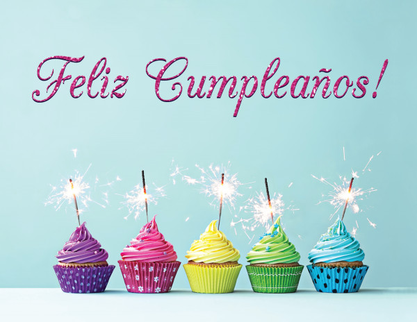 Happy Birthday Wishes Spanish  Happy birthday wishes and quotes in Spanish and English