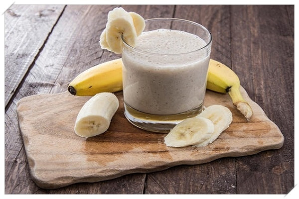 Healthy Banana Smoothie Recipes For Weight Loss  12 Healthy Weight Loss Recipes for an Easy Peasy Diet