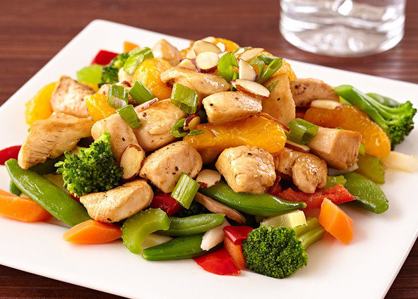 Healthy Chinese Chicken Recipes  Healthy Chinese Chicken Stir Fry Recipe