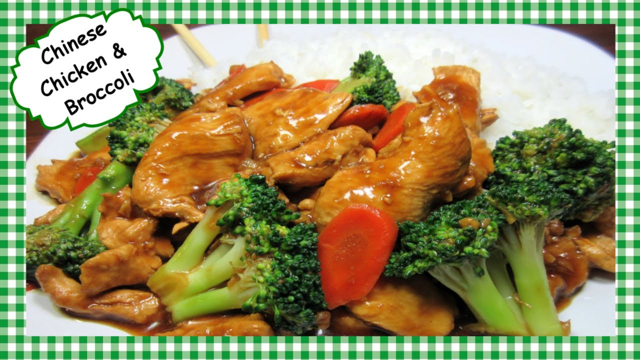 Healthy Chinese Chicken Recipes  How to Make the Best Chicken and Broccoli Chinese Stir Fry