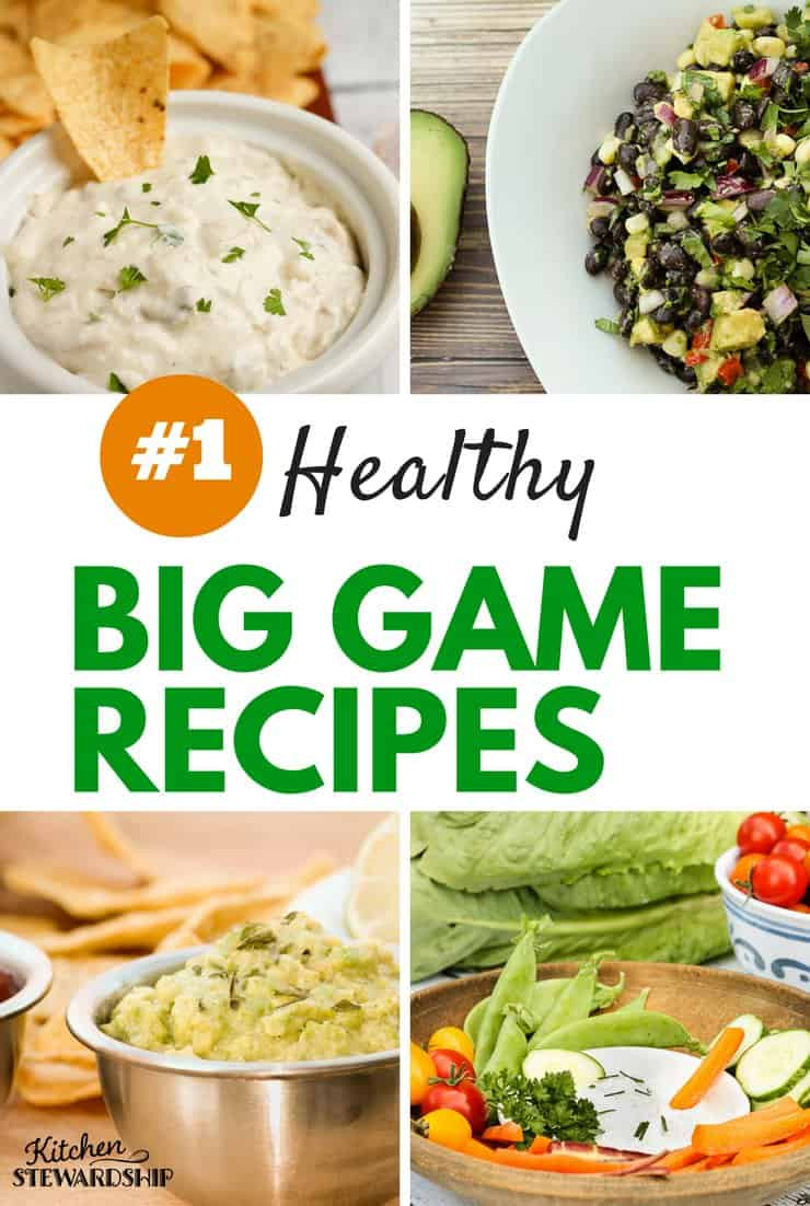 Healthy Football Appetizers  Best Homemade Healthy Football Party Recipes for the Win