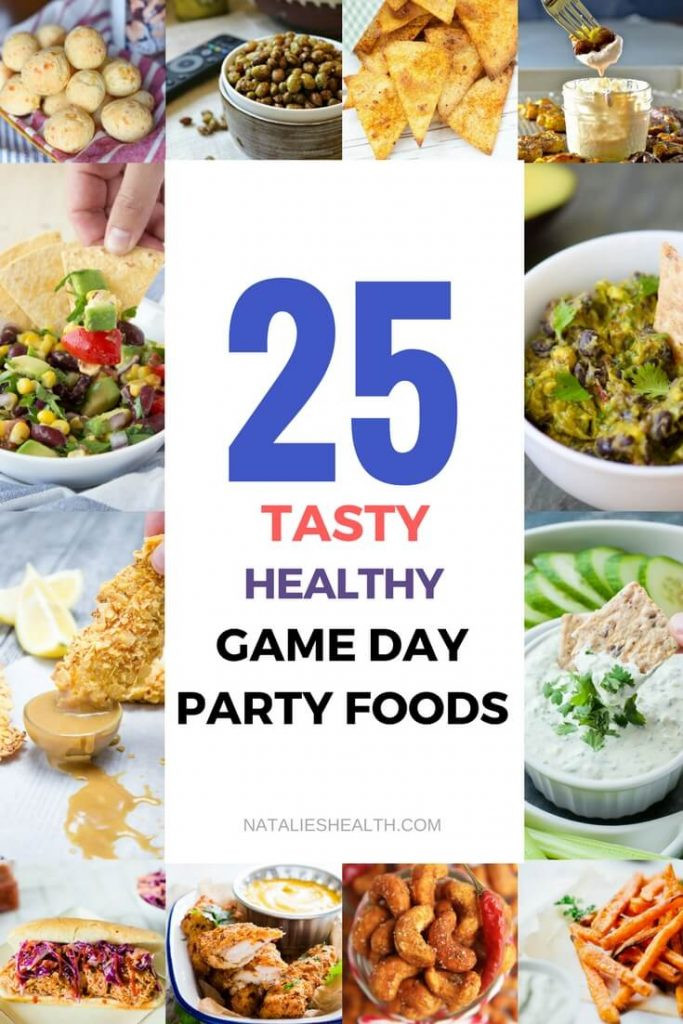 Healthy Football Appetizers  The 30 Best Ideas for Healthy Football Game Appetizers
