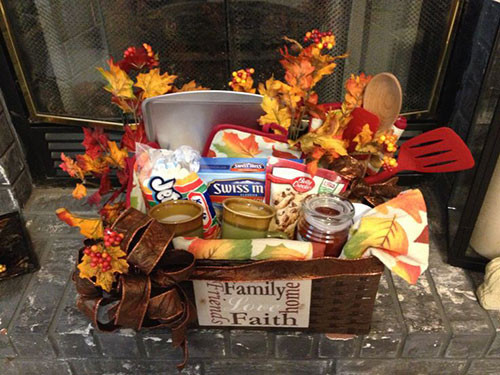Homemade Thanksgiving Gift Basket Ideas  How to Thanksgiving Gift Baskets