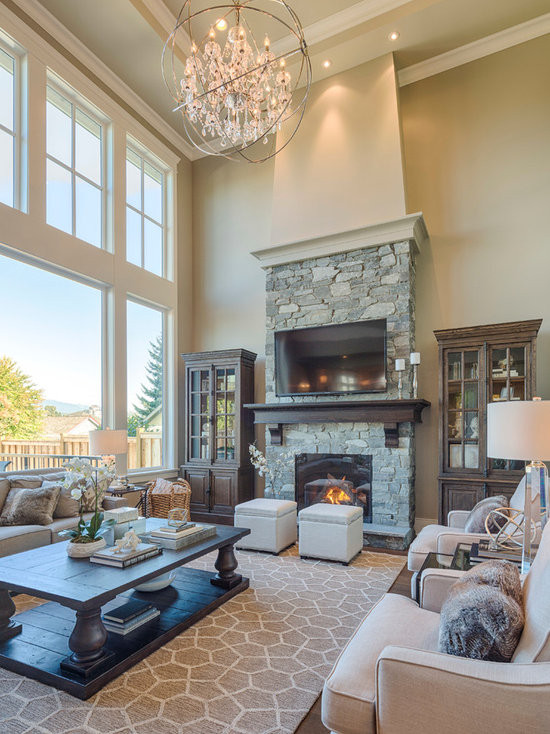 Houzz Living Room Ideas  Traditional Living Room Design Ideas Remodels & s