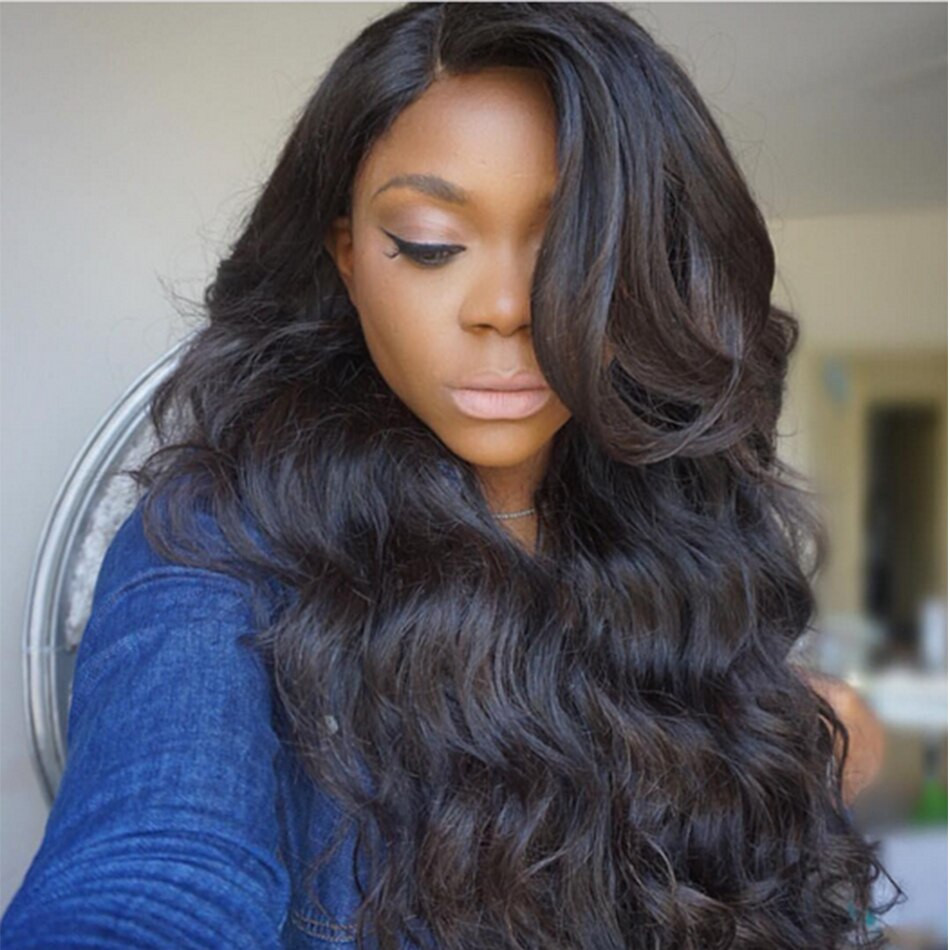 Human Hair Lace Front Wigs With Baby Hair  Jiaodong Wholesale Price Full Lace Human Hair Wigs