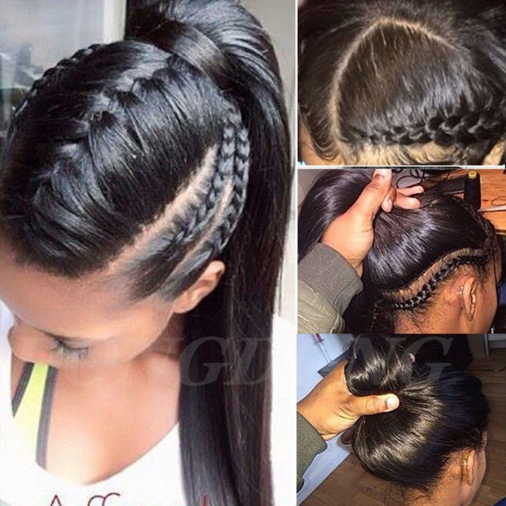 Human Hair Lace Front Wigs With Baby Hair  Indian Virgin Human Hair Full Lace Wig with Baby Hair Lace