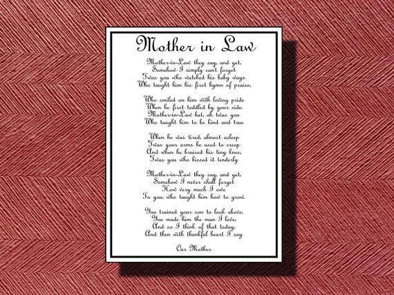 I Love My Mother In Law Quotes  I Love My Mother In Law Quotes QuotesGram