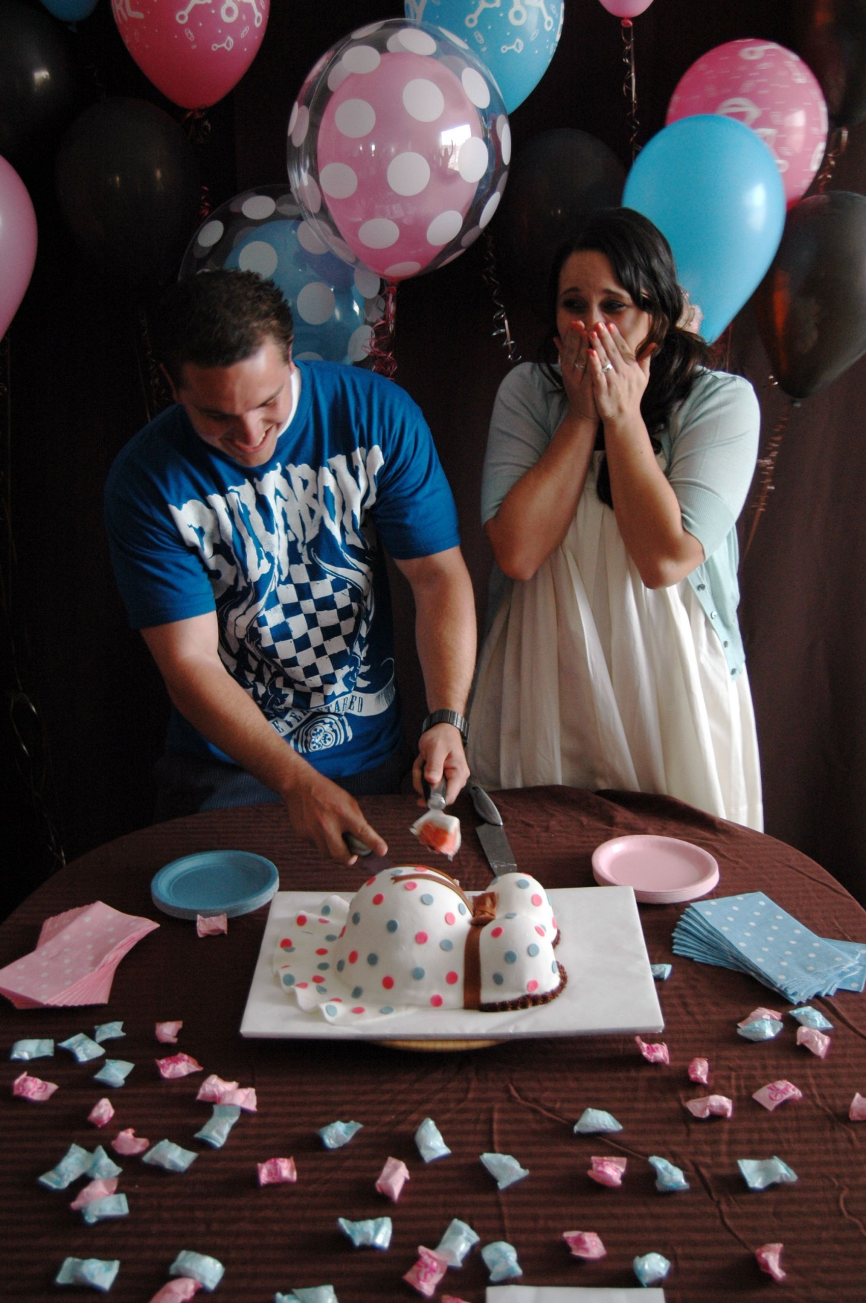 Ideas For A Gender Reveal Party  Gender Reveal Party