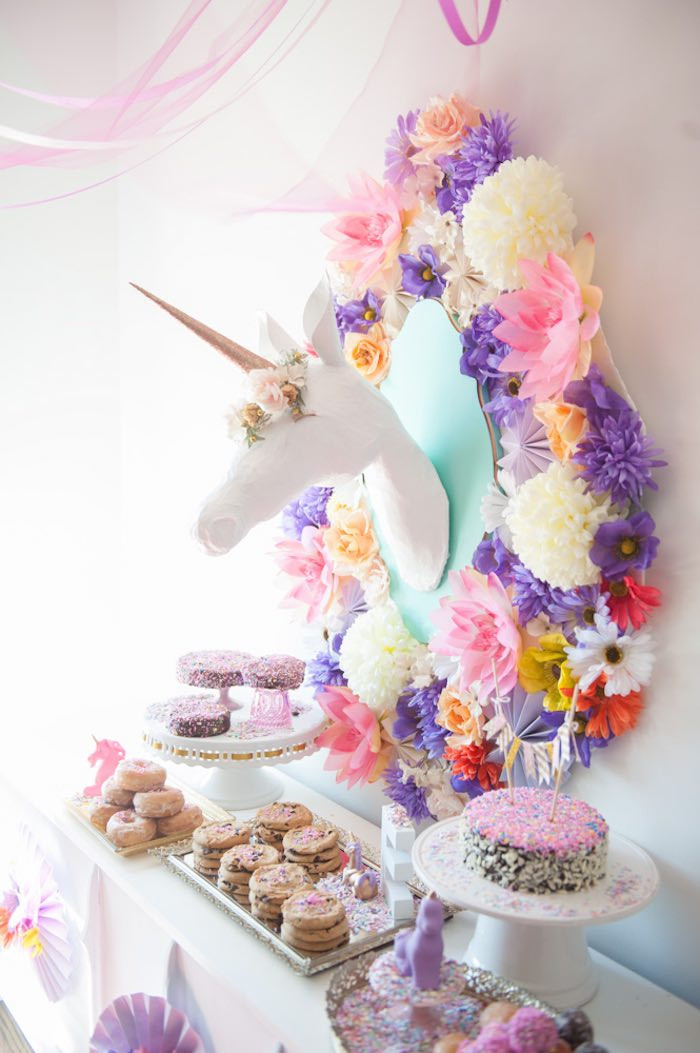 Ideas For Unicorn Party  Go Ask Mum 12 Magical Unicorn Party Ideas That Will Blow