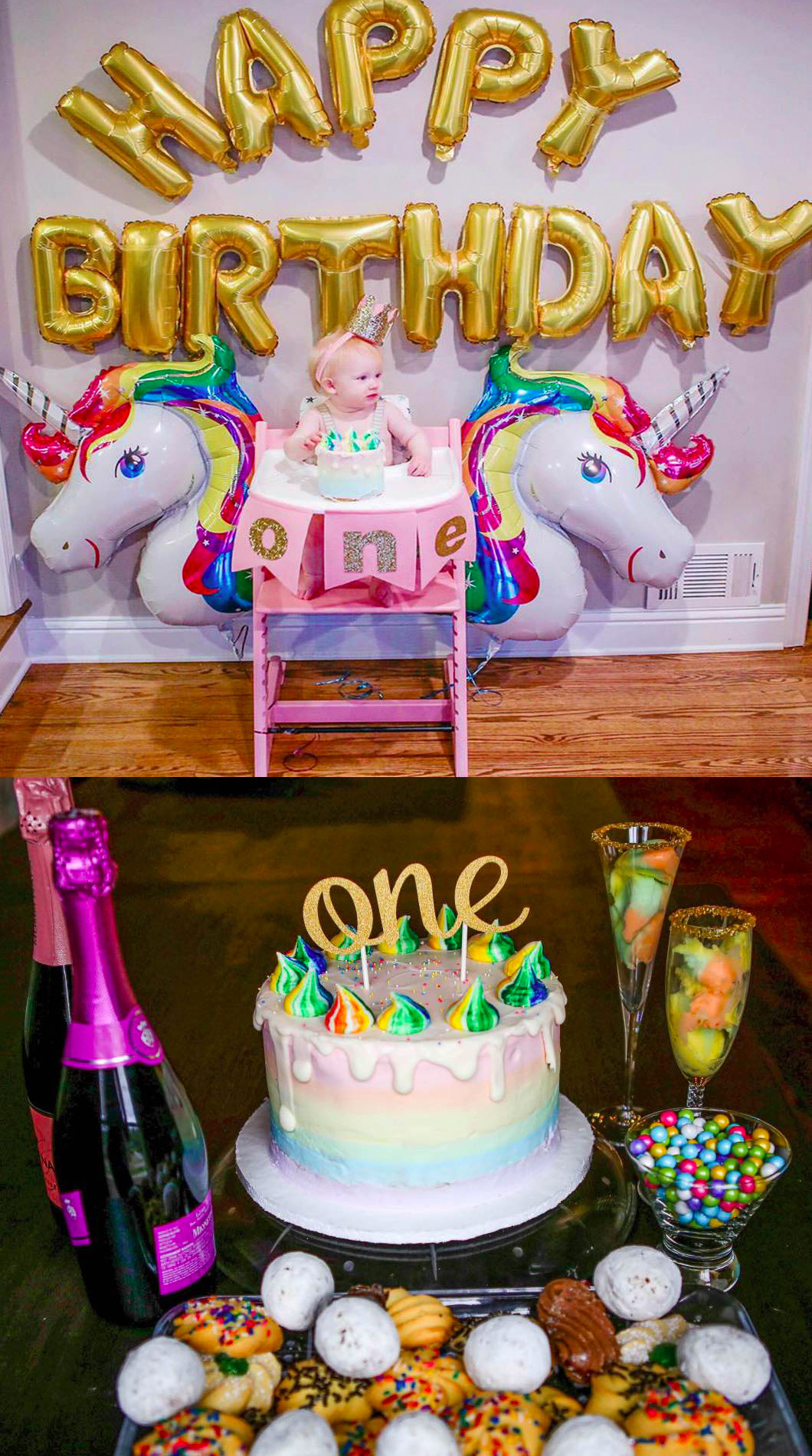 Ideas For Unicorn Party  Unicorn Birthday Party with Stokke