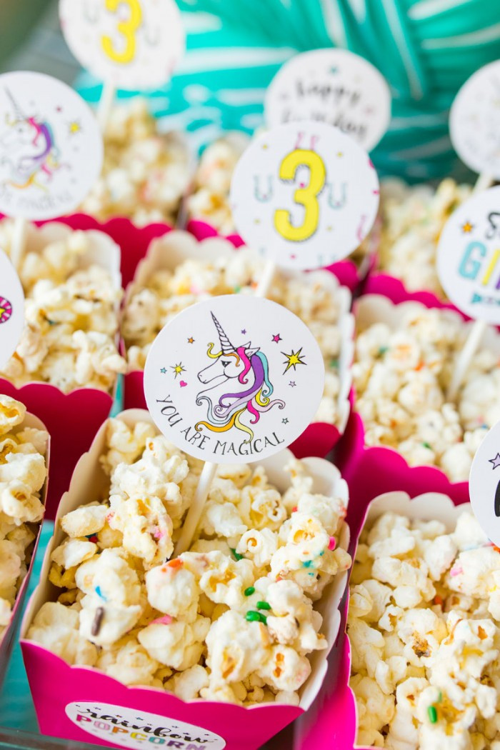 Ideas For Unicorn Party  Unicorn Birthday Party Ideas by Modern Moments