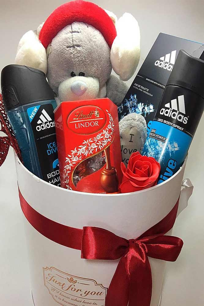 Ideas For Valentines Gift For Boyfriend  Creative Valentines Day Gifts For Him To Show Your Love