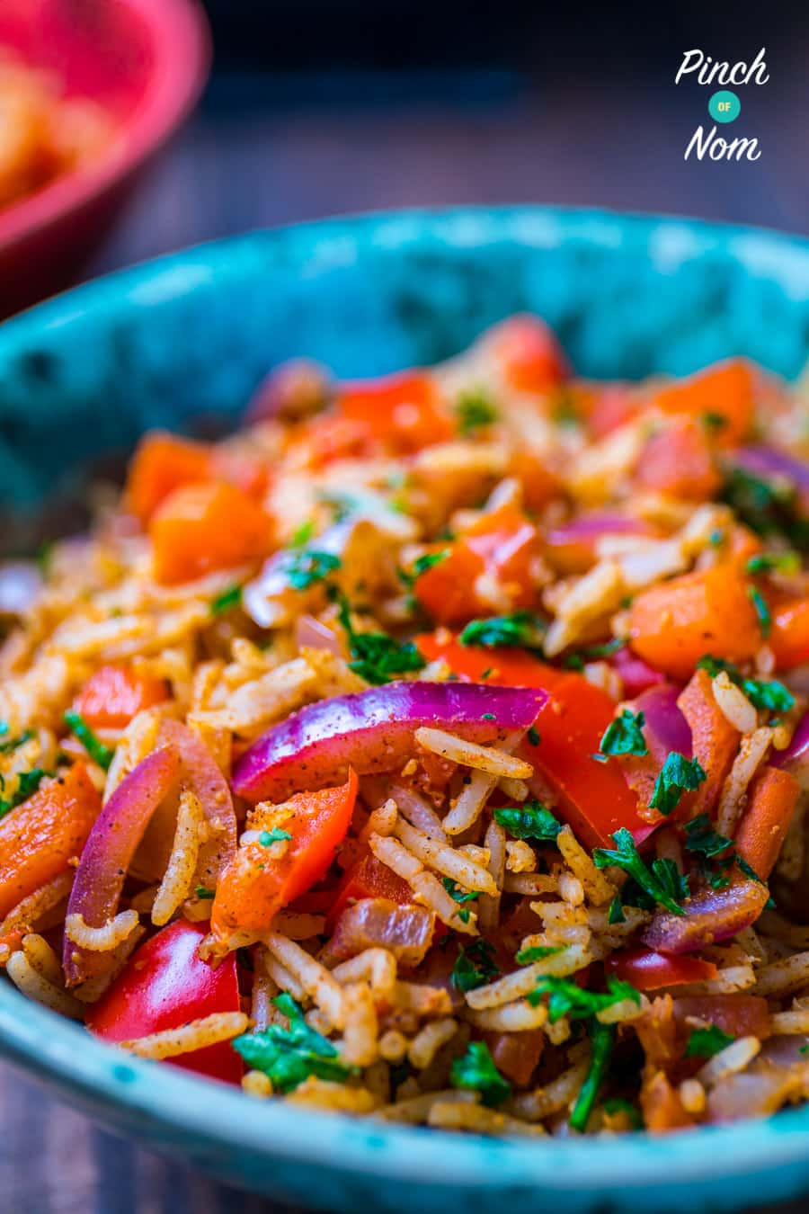 Indian Fried Rice  Syn Free Indian Fried Rice