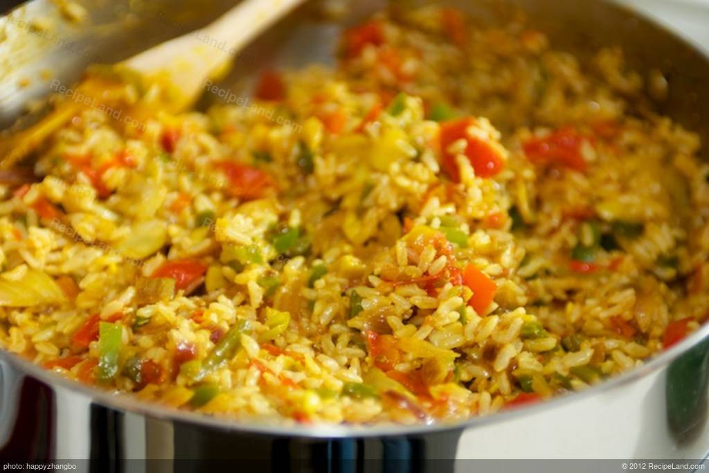 Indian Fried Rice  Indian Fried Rice Recipe