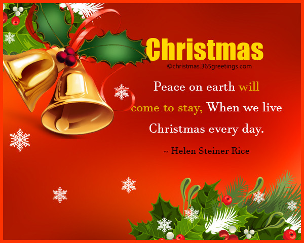 Inspirational Quote For Christmas  Top Inspirational Christmas Quotes with Beautiful