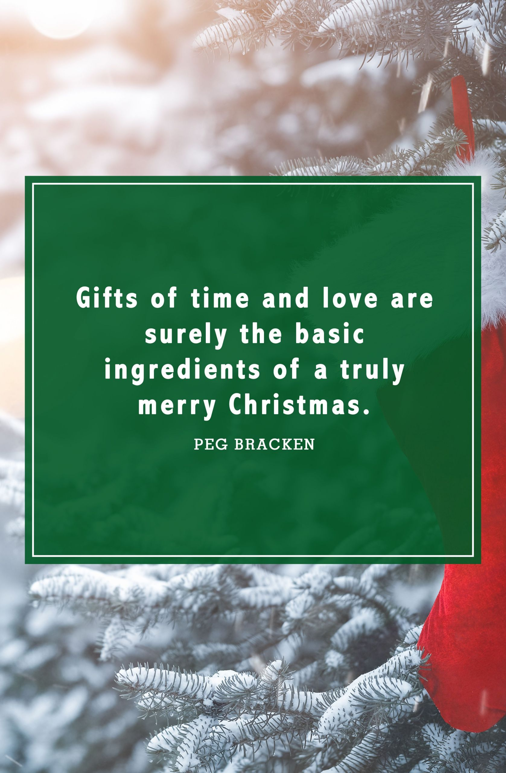 Inspirational Quote For Christmas  Beautiful Christmas Quotes