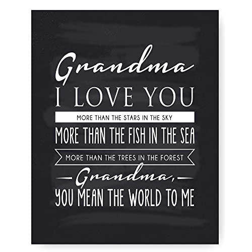 Inspirational Quotes From Grandmother To Granddaughter  Grandma Quotes Amazon