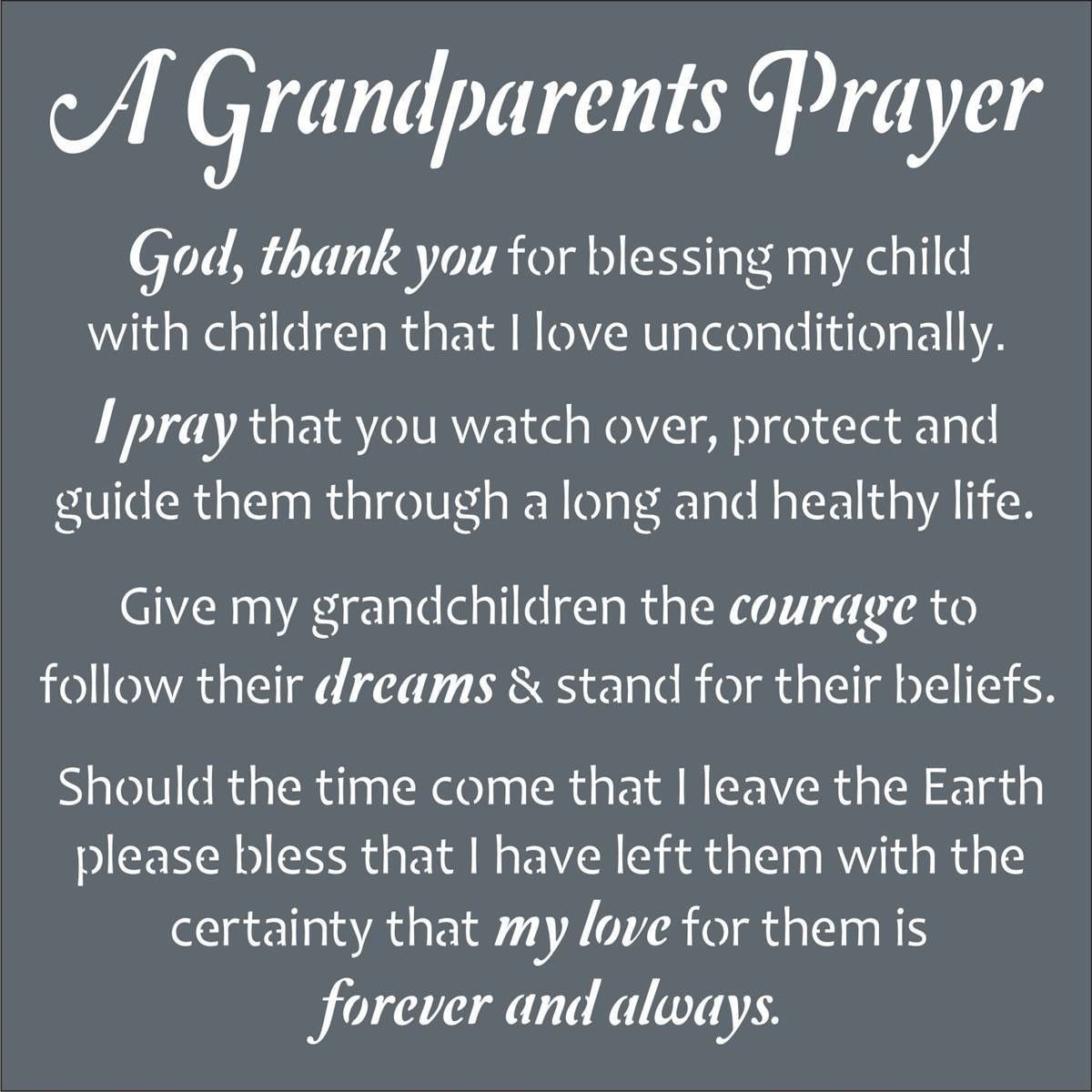 Inspirational Quotes From Grandmother To Granddaughter  Inspiration for Friday