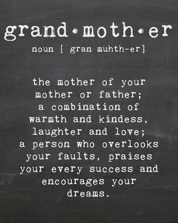 Inspirational Quotes From Grandmother To Granddaughter  The 25 best Grandmother quotes ideas on Pinterest