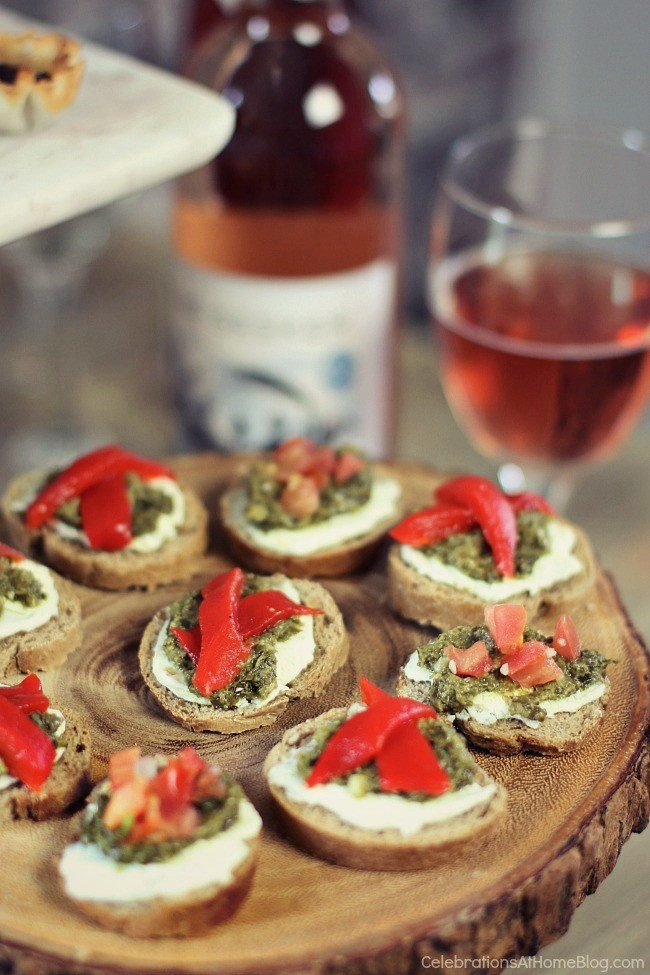 Italian Appetizers Easy  3 Quick & Easy Cheese Appetizers Celebrations at Home