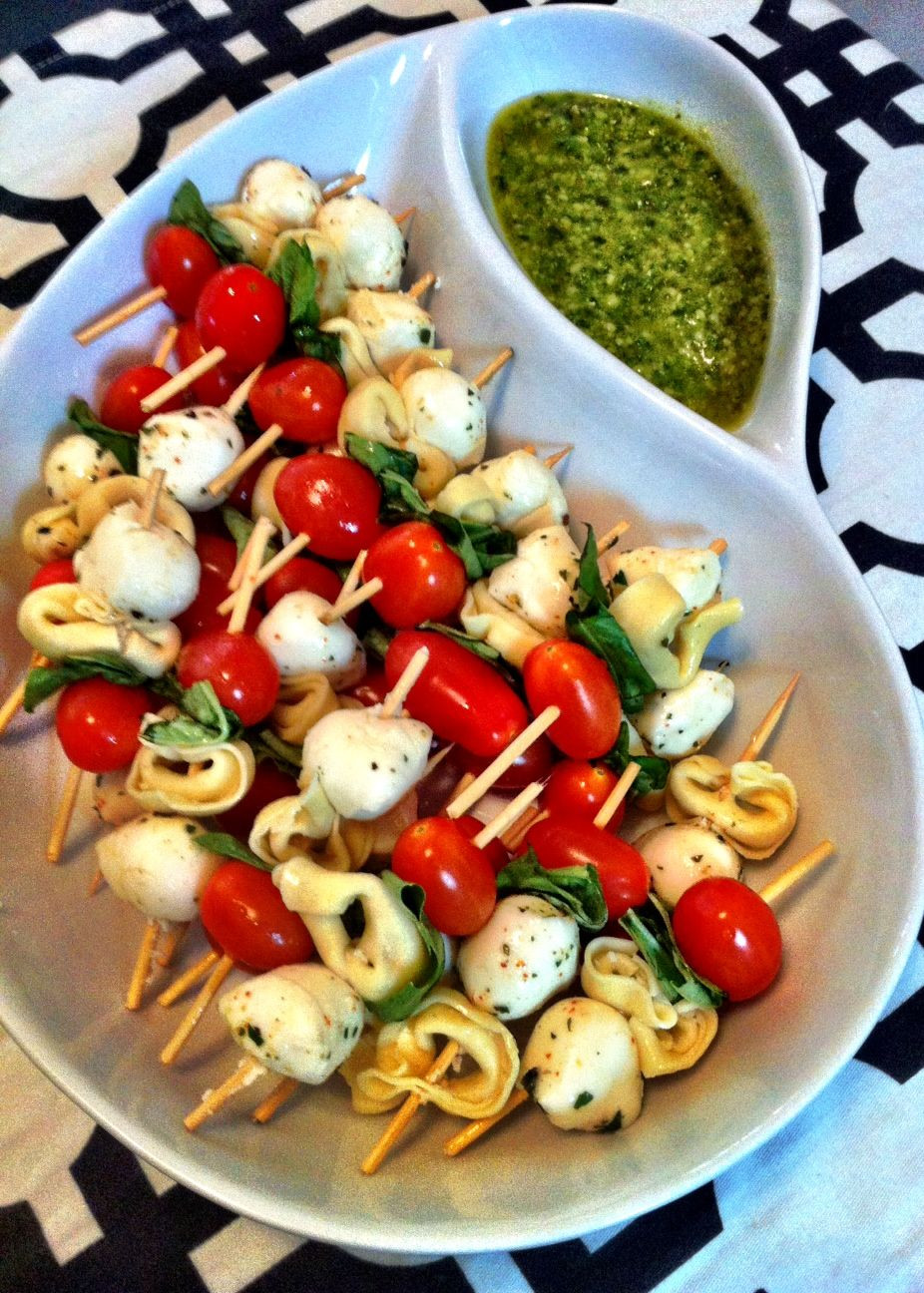 Italian Appetizers Easy  Easy Appetizers For A Crowd
