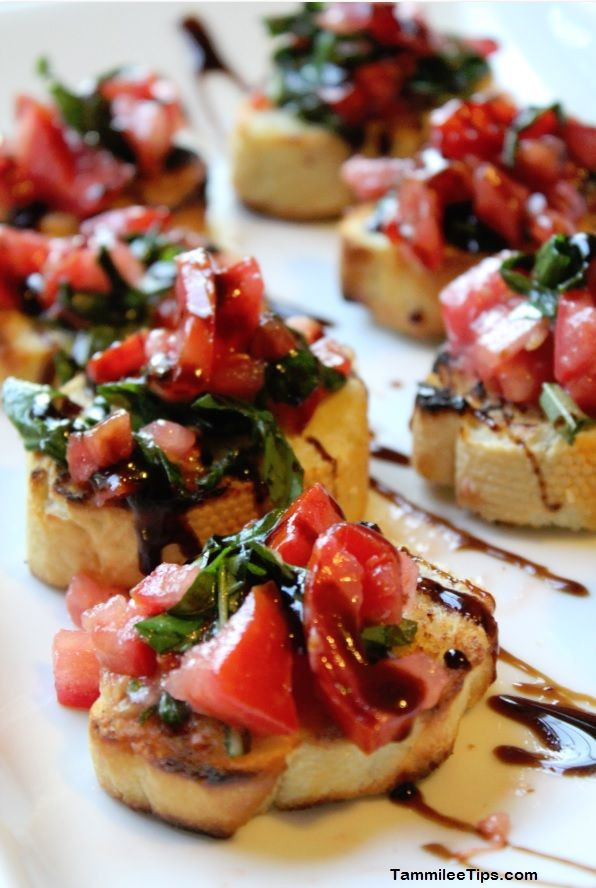 Italian Appetizers Easy  It s Written on the Wall 22 Recipes for Appetizers and