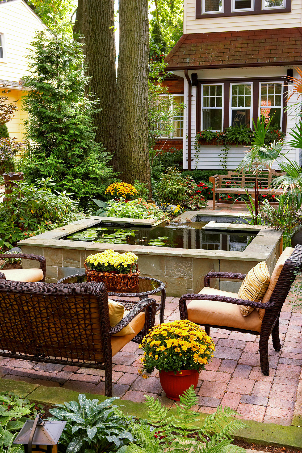 Johnson'S Backyard Garden  Backyard Landscaping Ideas