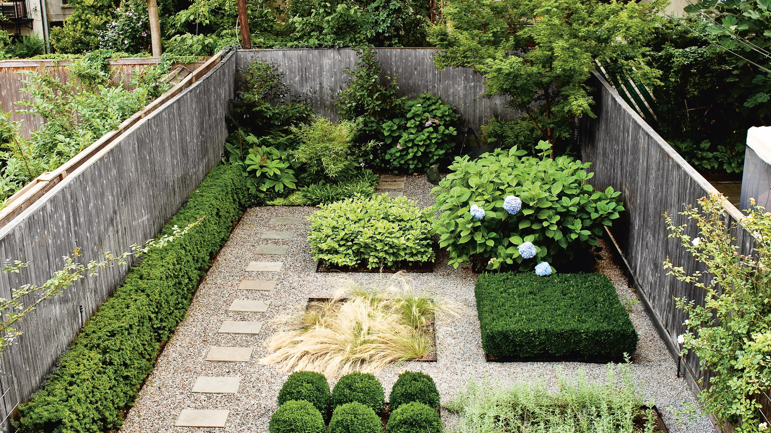 Johnson'S Backyard Garden  Garden Ideas Inspired By This Brooklyn Backyard