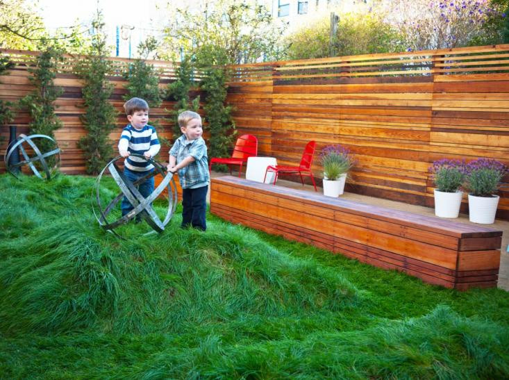 Kid Friendly Backyard Ideas  To Lawn or Not to Lawn With Kids That is the Question