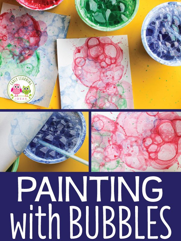Kids Art Projects  The Best Art Activities for Kids How to Paint with