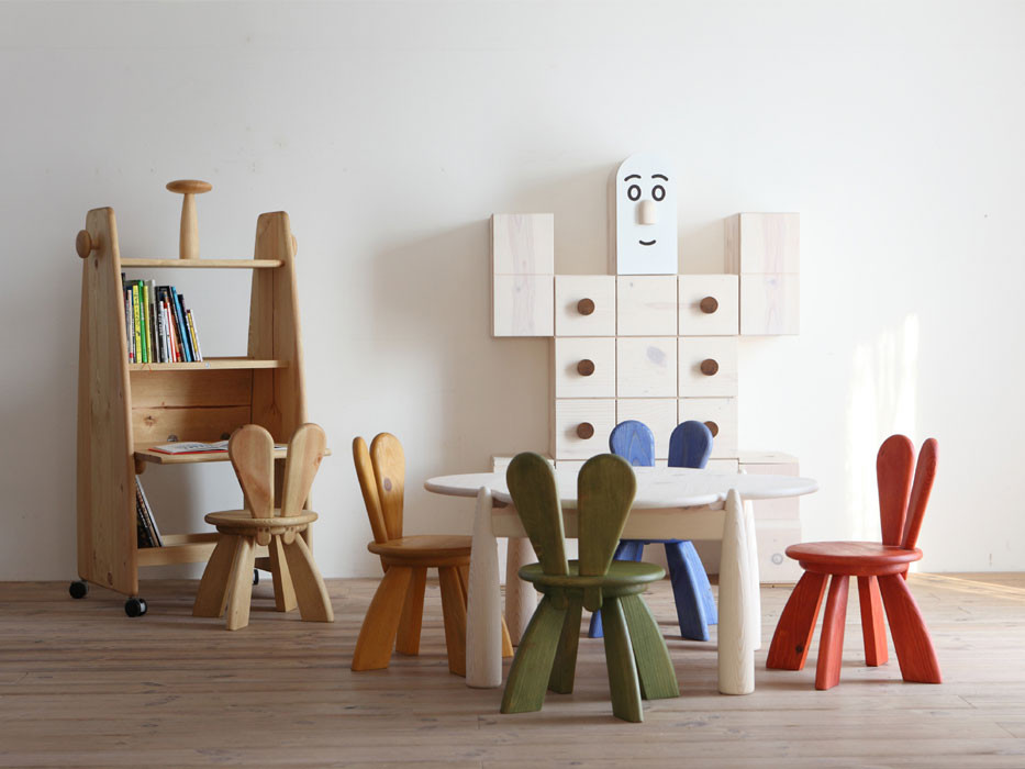 Kids Bedroom Chairs  Ecological and Funny Furniture for Kids Bedroom by