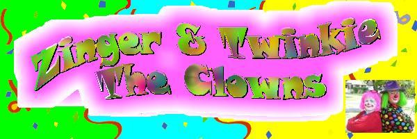 Kids Birthday Party Places In Northwest Indiana  Zinger and Twinkie The Clowns