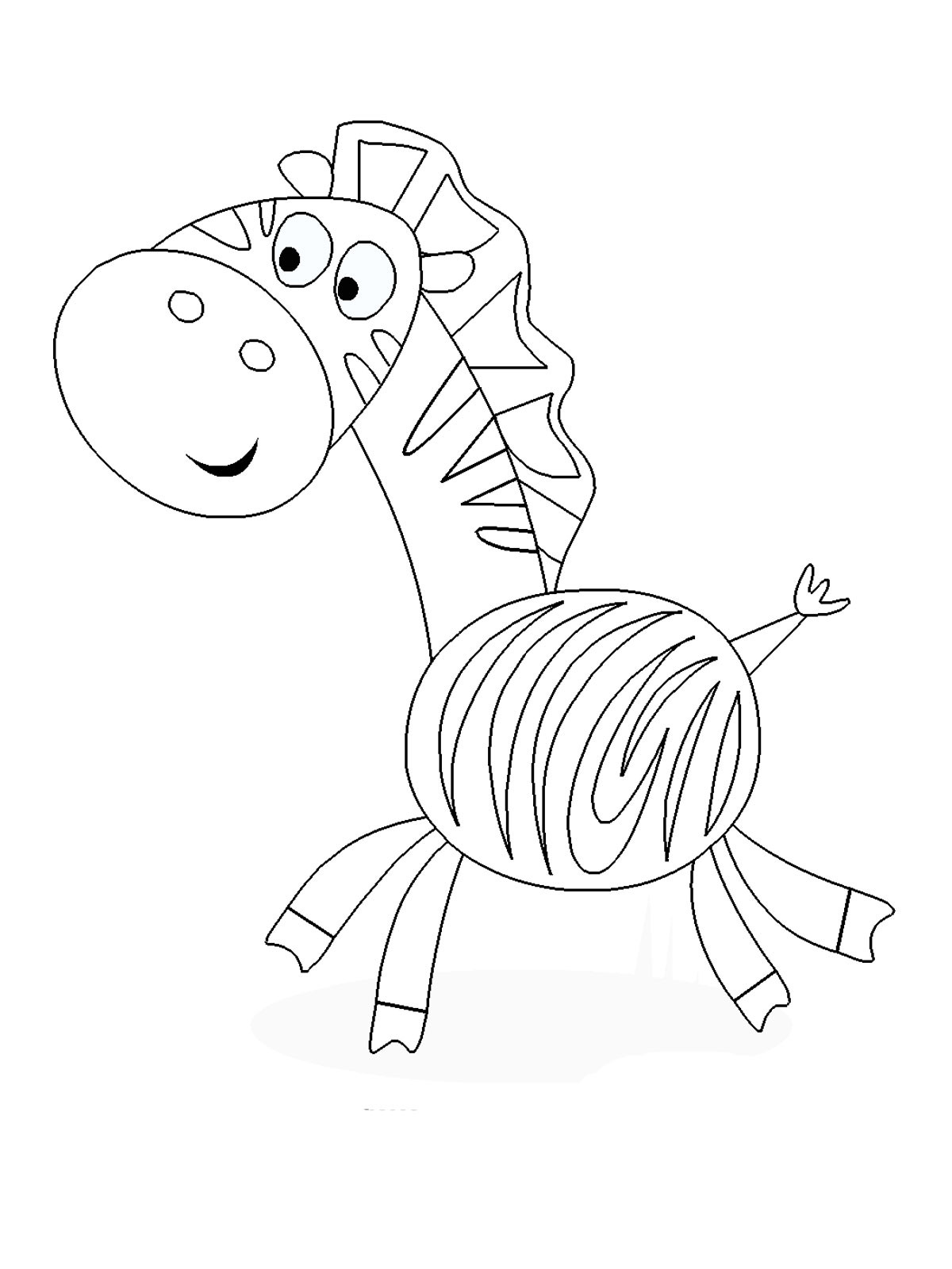 Kids Free Coloring Pages  Printable coloring pages for kids
