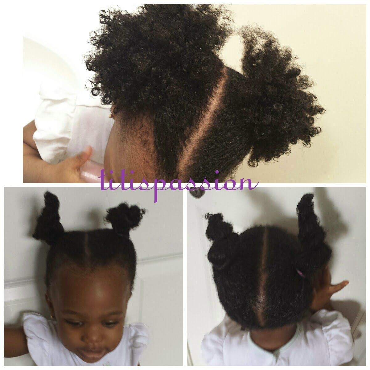 Kids Hair Hours  My daughter s hair routine
