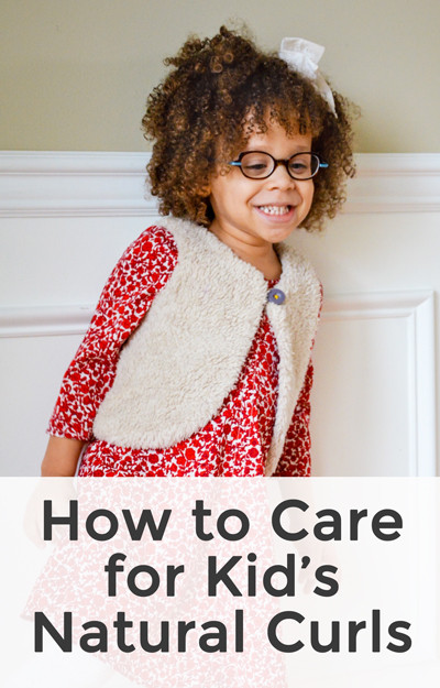 Kids Hair Hours  The Ultimate Kid s Curly Hair Routine Tips For Moisture