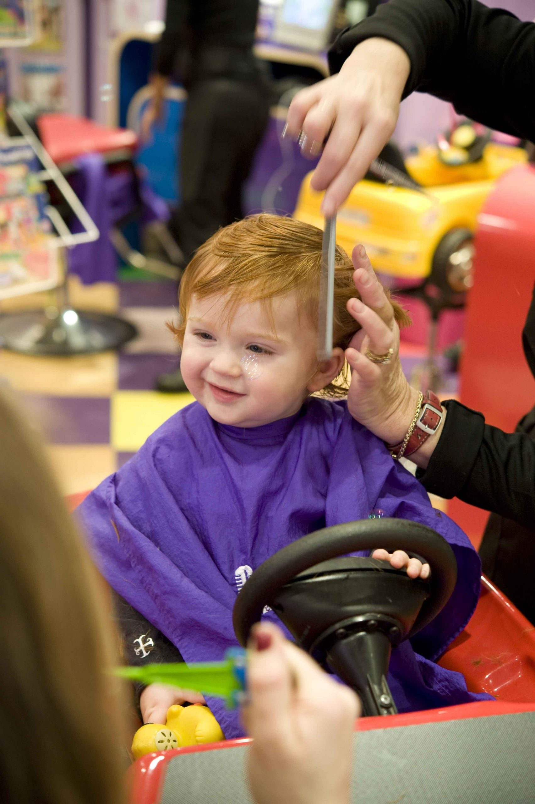 Kids Hair Hours  Tips for Your Child's First Haircut