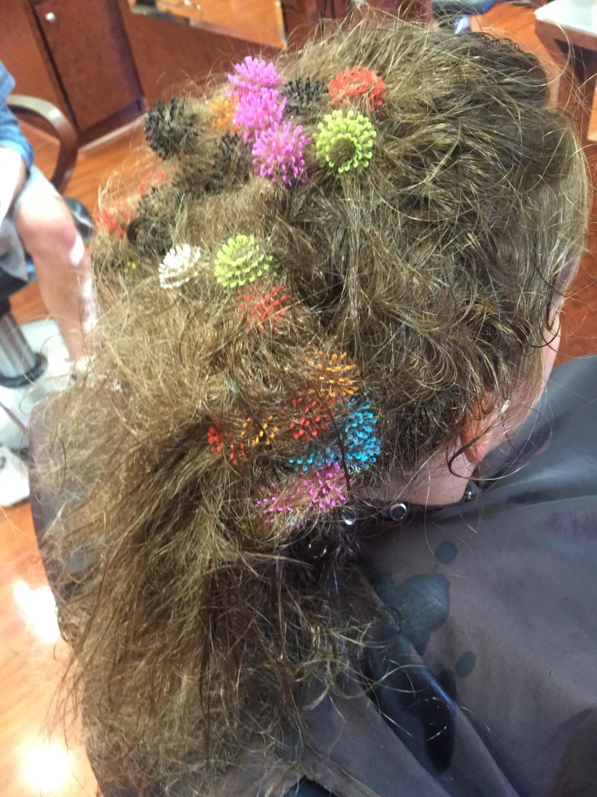 Kids Hair Hours  Popular New Toy Is Wrecking Kids' Hair And Traumatizing