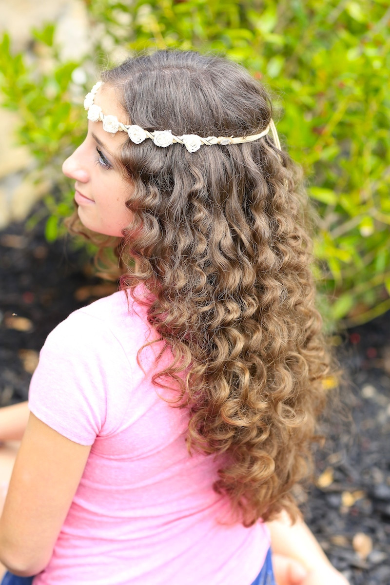 Kids Haircuts Curly Hair  20 Hairstyles for Kids with MagMent